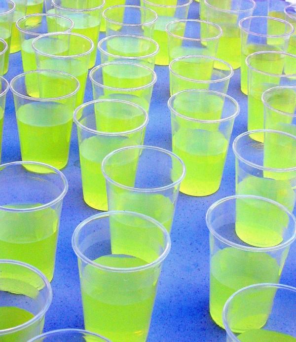 bebidas maraton