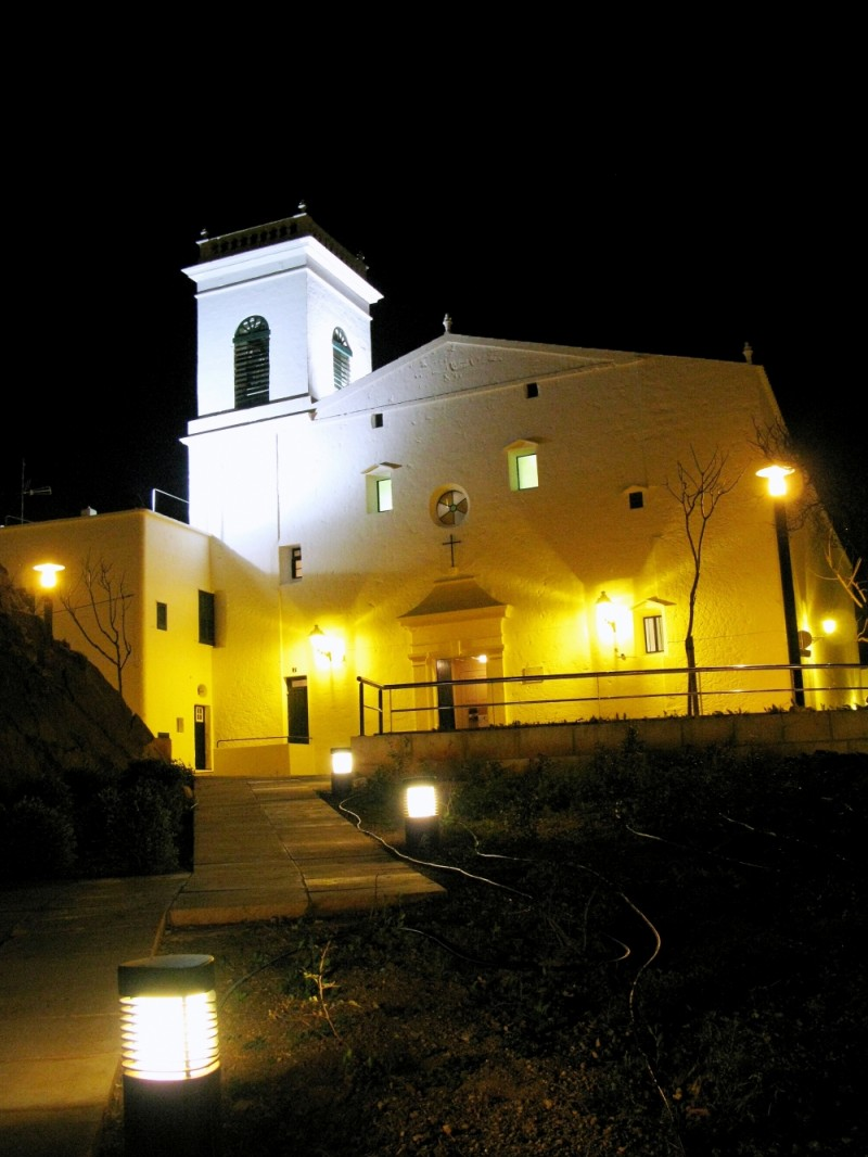 iglesia mercadal