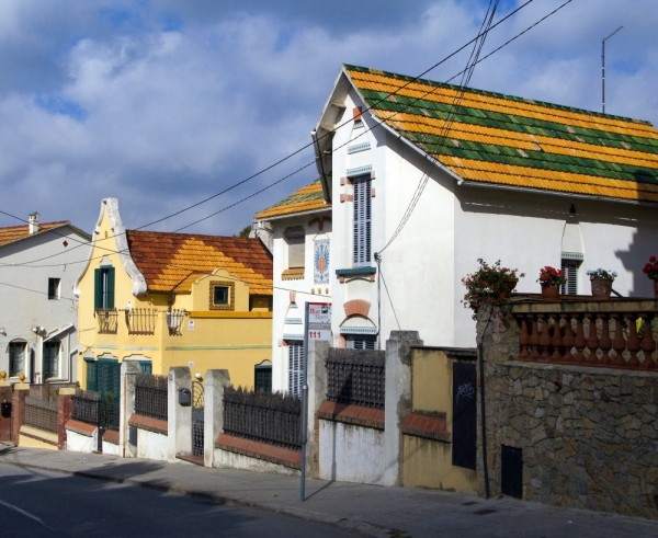 casas modernistas