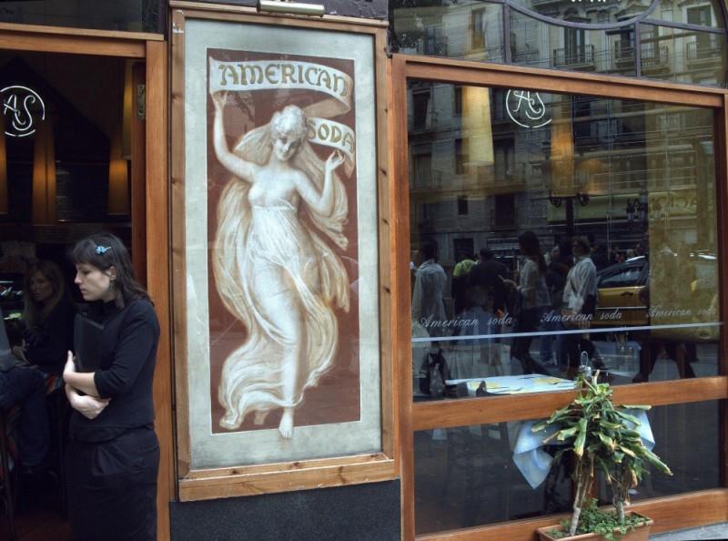 bar de barcelona