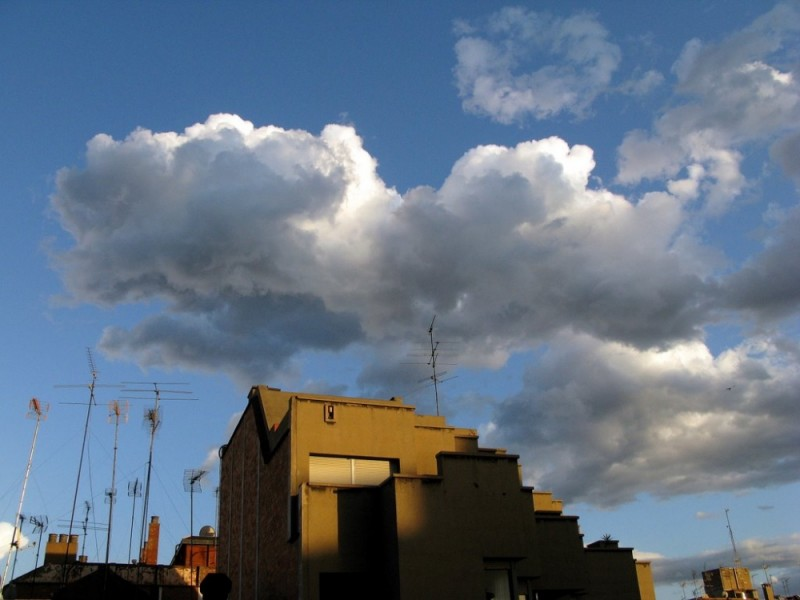 nubes barcelona