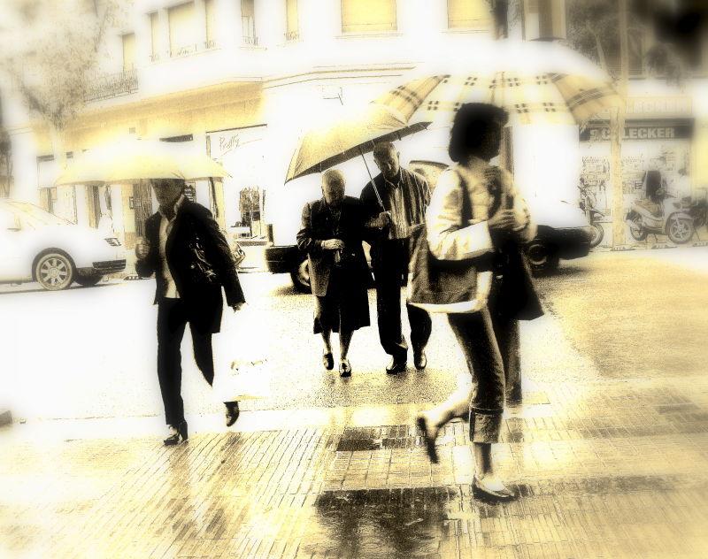 plou, llueve