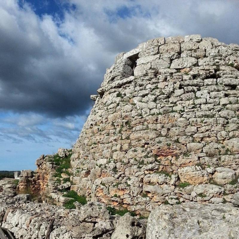 Talaiot de Torelló. Menorca. Spain