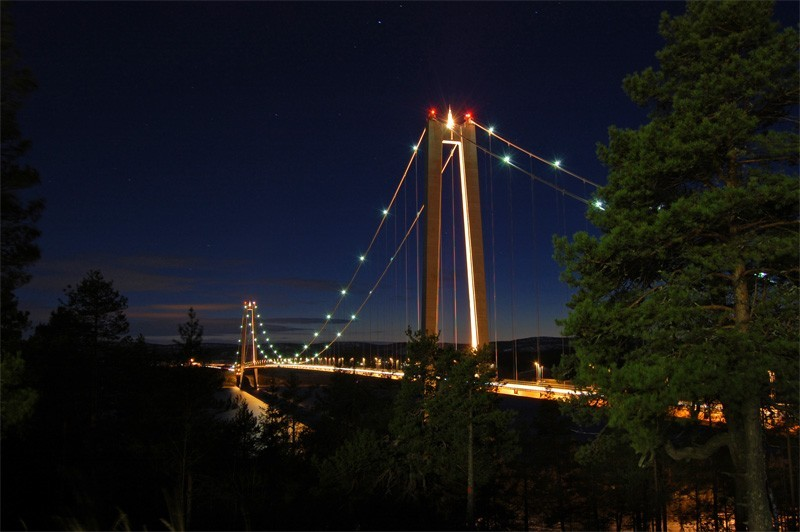 The High Coast Bridge