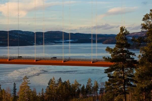 The High Coast Bridge