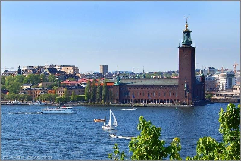 Stockholm townhall