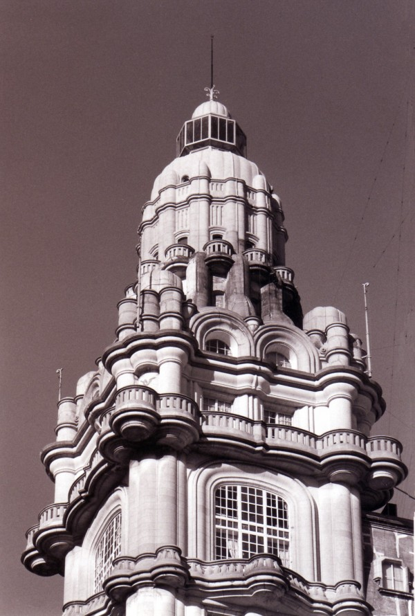Cúpula del Pasaje Barolo, Av de Mayo Buenos Aires