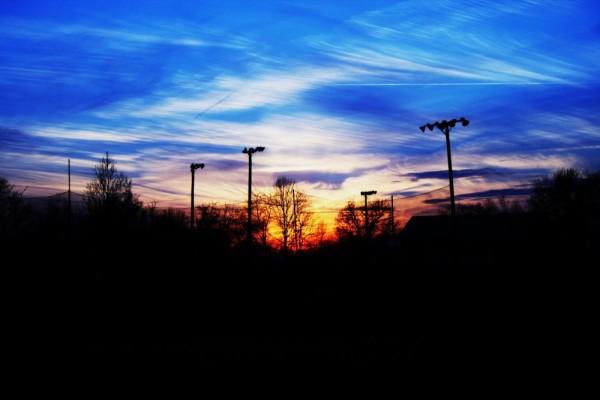 Sunset Kentucky