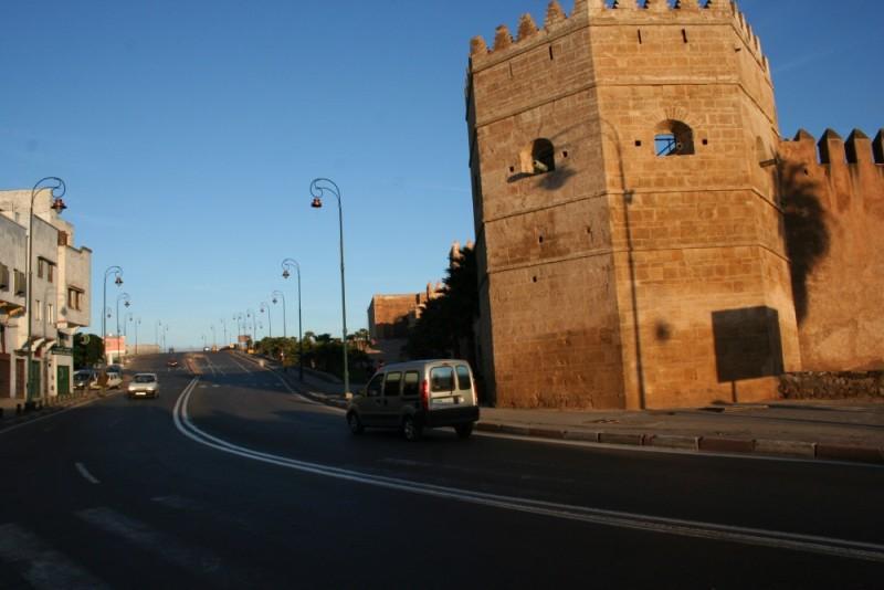 Kasbah des Qudaias, Rabat