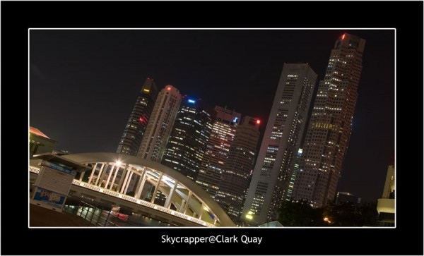 singapore, clark quay