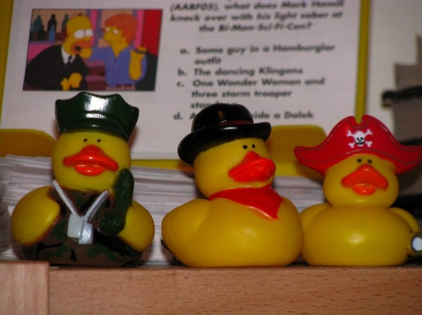 Sheva's Ducks