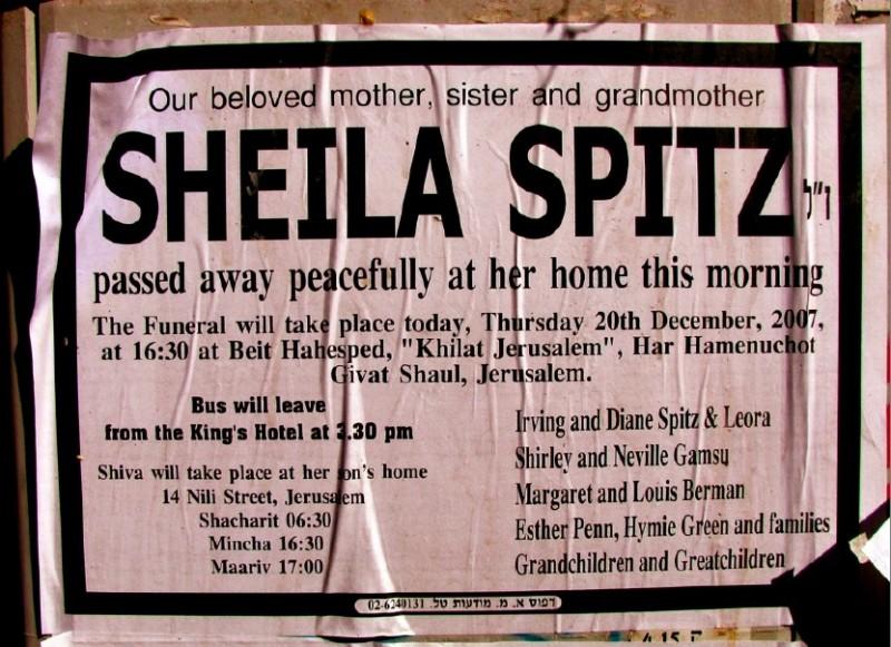 Sheila Spitz