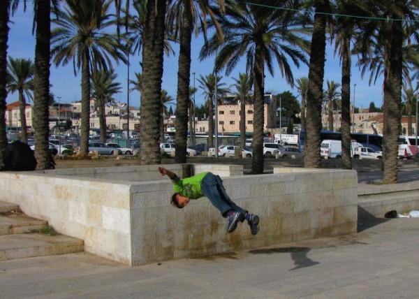 Breakdancing Arab Children #9