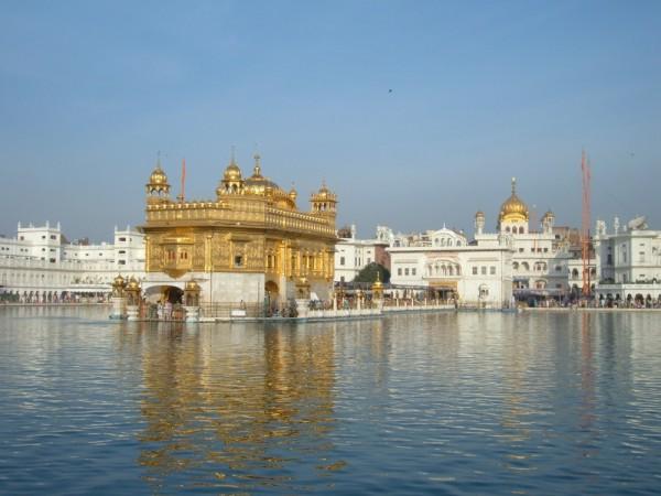 Golden Temple through my eyes