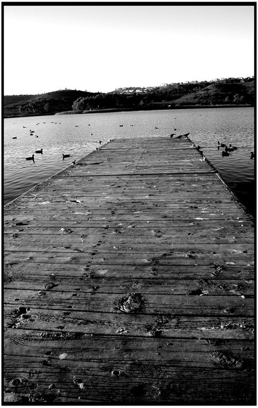 Pier with Character.