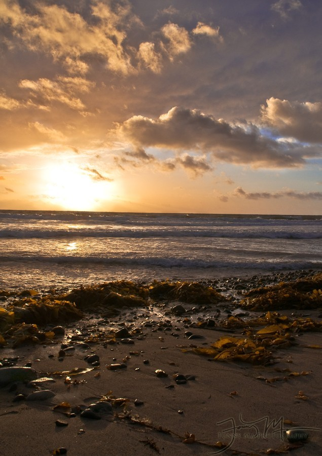 San Onofre Sunset