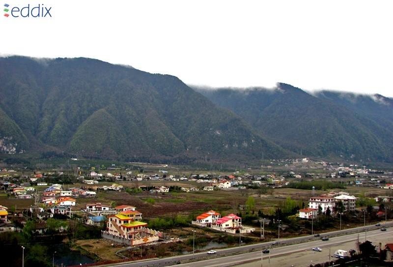 IRAN, Mazandaran, near Nowshahr