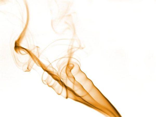 Plume of smoke week : Friday