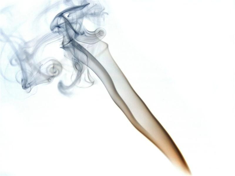 Plume of smoke week : Saturday (the last one ;))