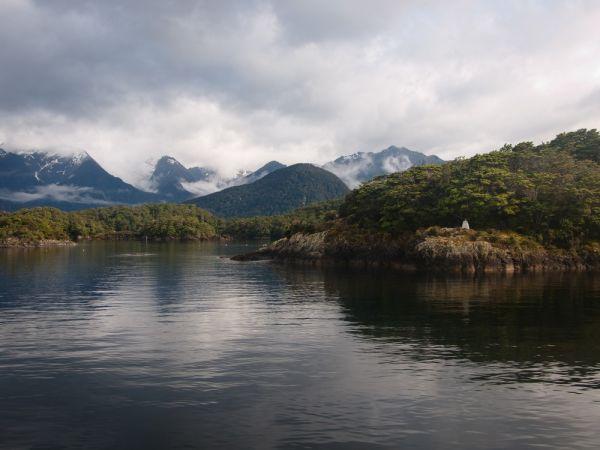 In fjords