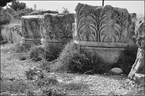 laodicean turkey pillars roman ruins