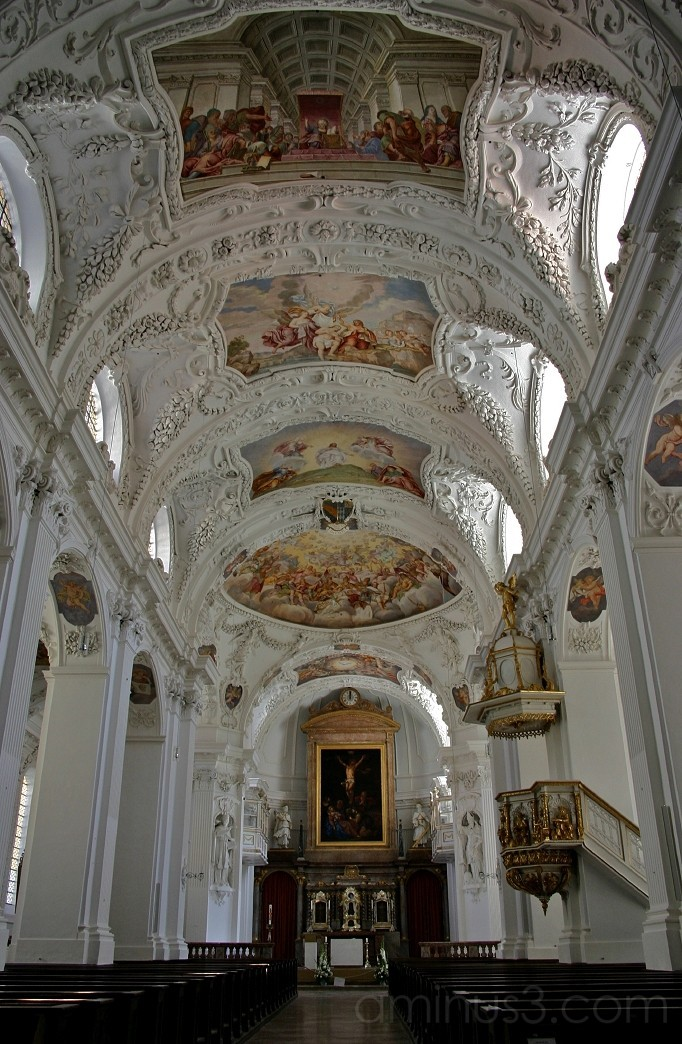 Benedictine Monastery at Tegernsee