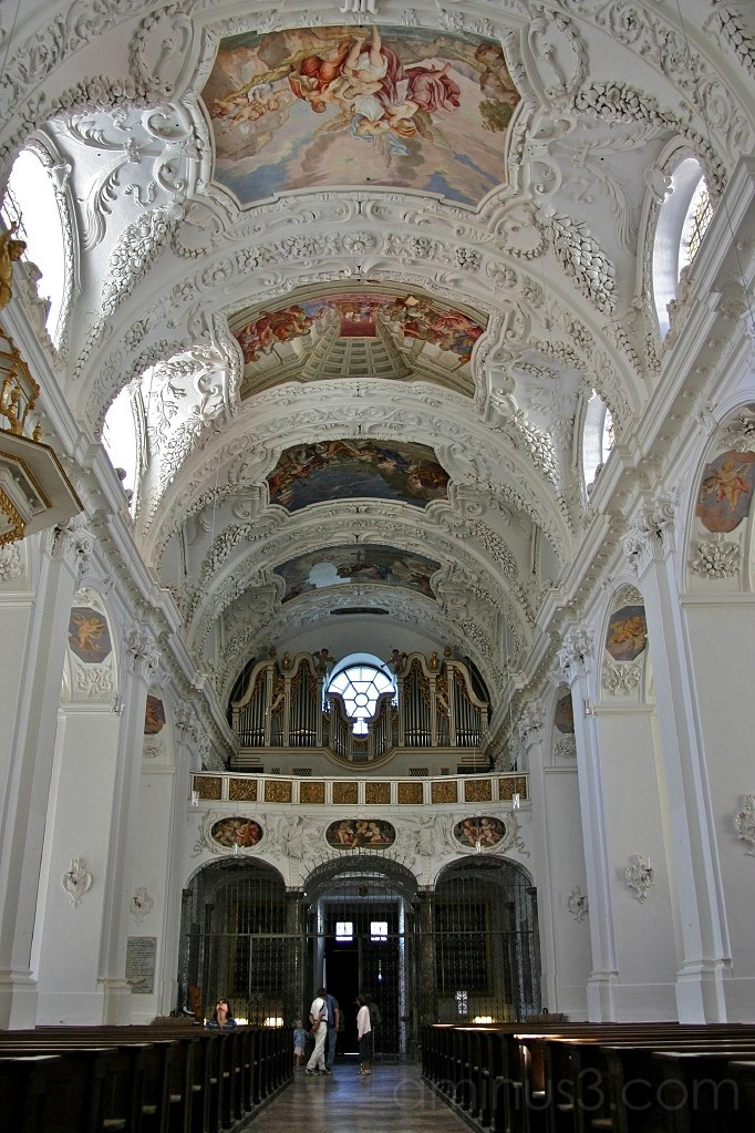 Benedictine Monastery at Tegernsee