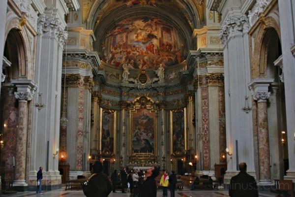 Sant'Ignazio, Rome