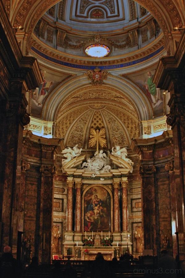 Sant'Antonio dei Portoghesi - High Altar