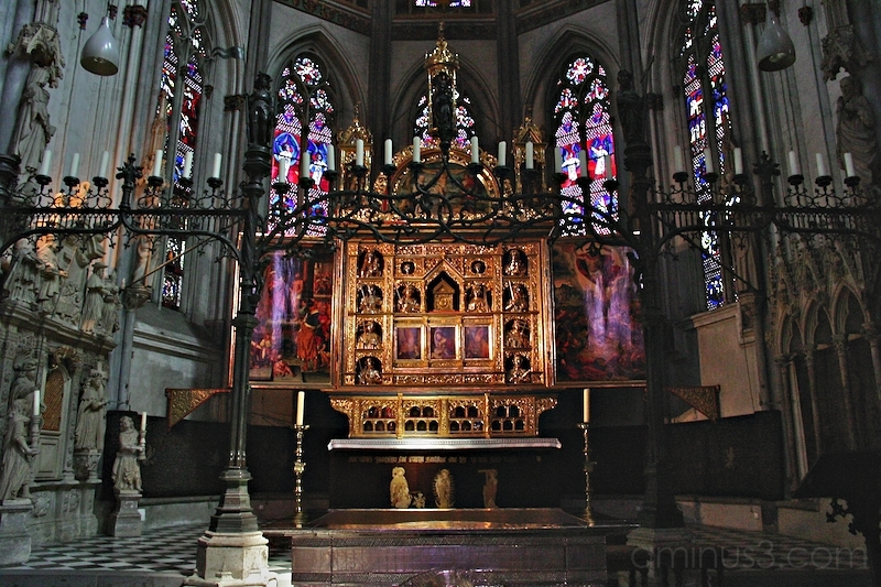 St. Victor´s Cathedral, Xanten, High Altar