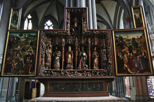 St Anthony Altar, Xanten