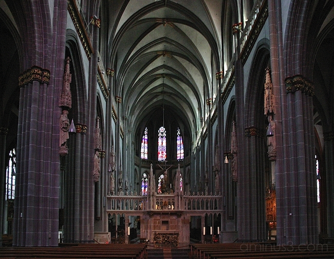St. Victor's Cathedral, Xanten
