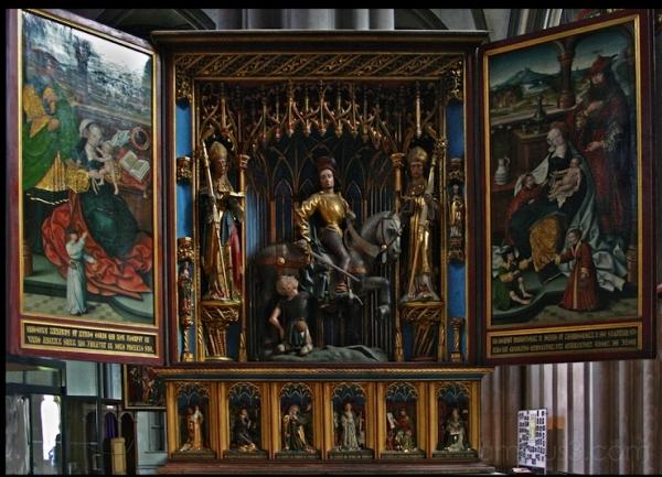 St. Martin's Altar, Xanten