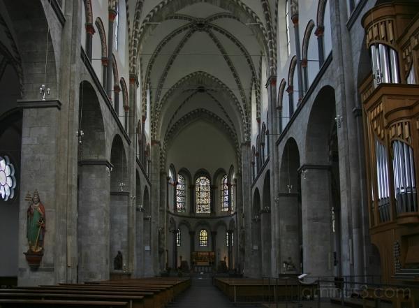 St. Kunibert, Cologne