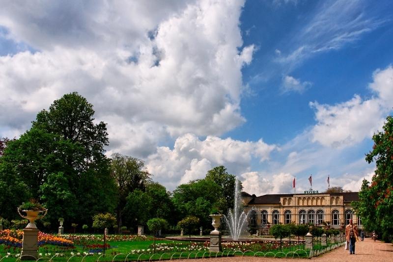Botanical Garden, Cologne (Flora)