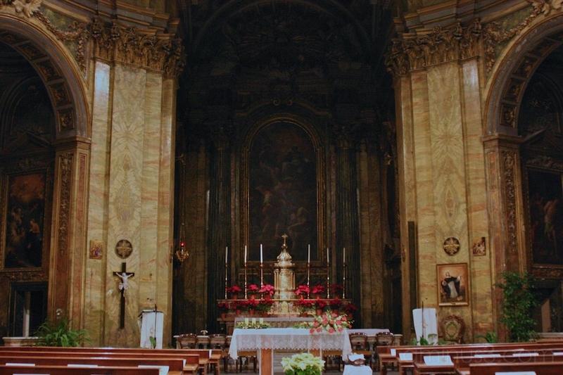 Santissima Trinità degli Spagnuoli