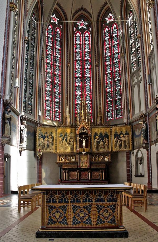 St. Marien, High Altar