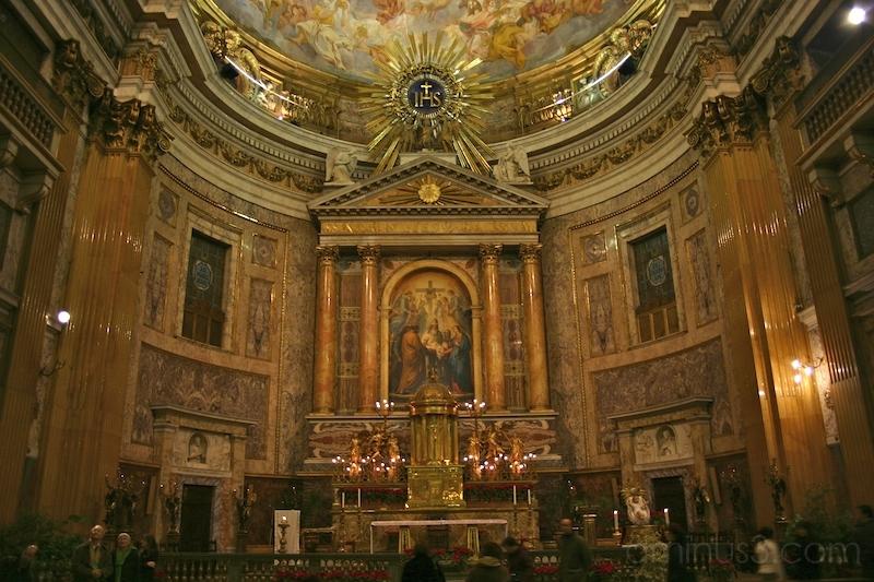 Il Gesù, High Altar