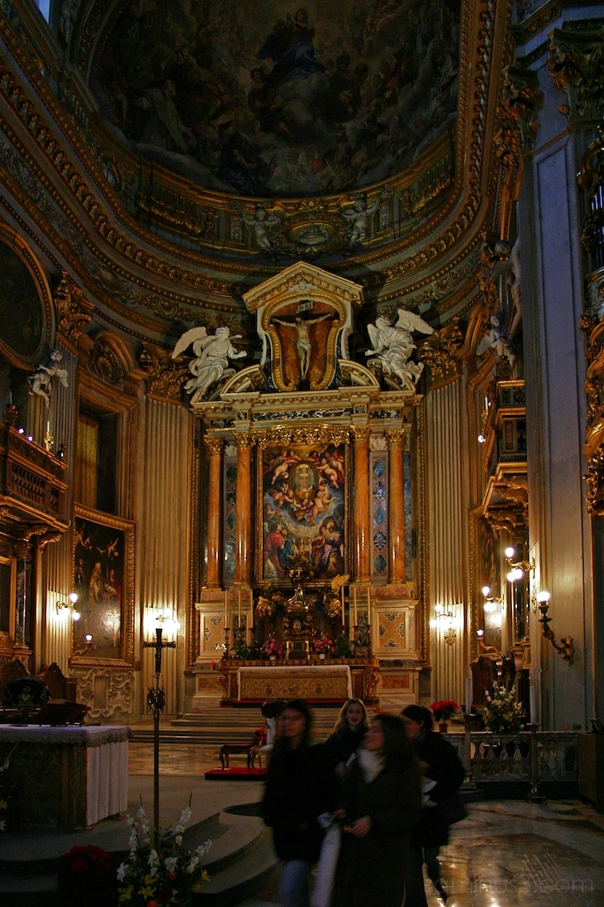 Chiesa Nuova, High Altar