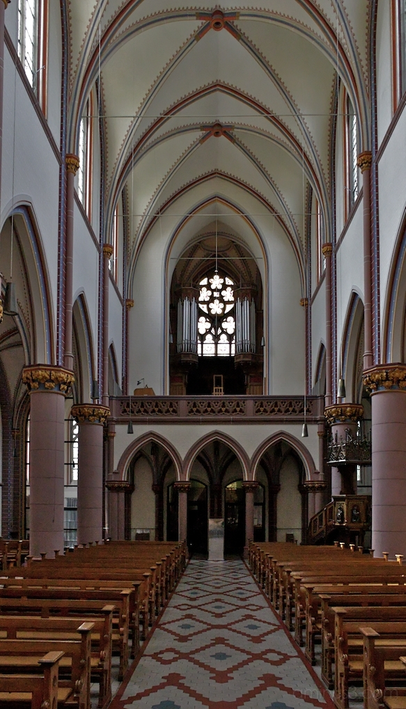 St. Marien, Nave