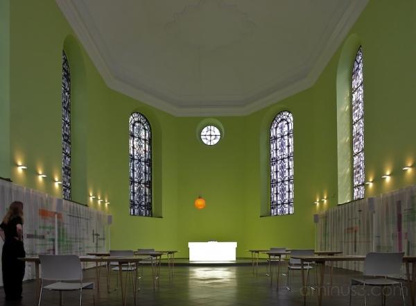 Bergerkirche Düsseldorf