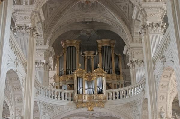 Organ, St. Andreas
