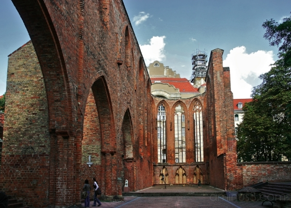 Franciscan Monastery Church Berlin