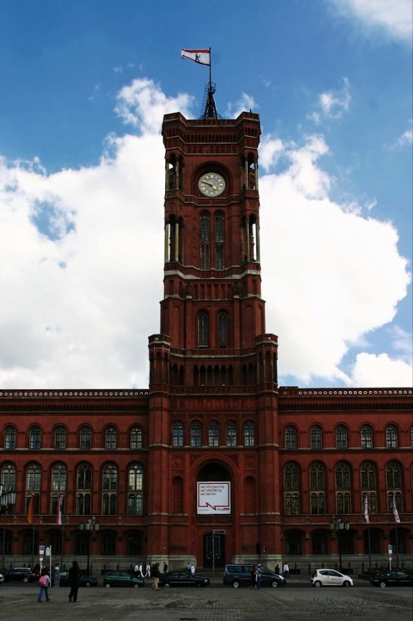 Rotes Rathaus Berlin