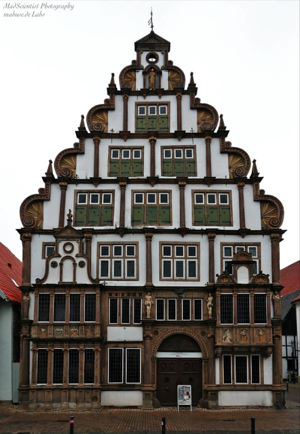 Hexenbürgermeisterhaus, Lemgo