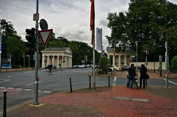 Ratinger Tor, Düsseldorf
