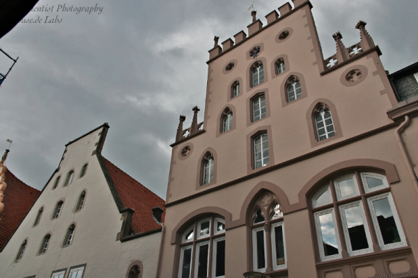Old buildings, Lemgo