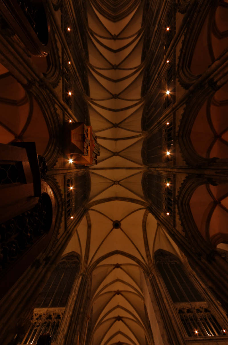 Cologne Cathedral, Ceiling