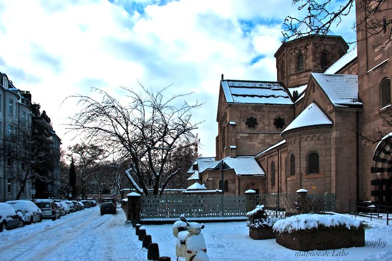 St. Adolfus, Düsseldorf, Germany