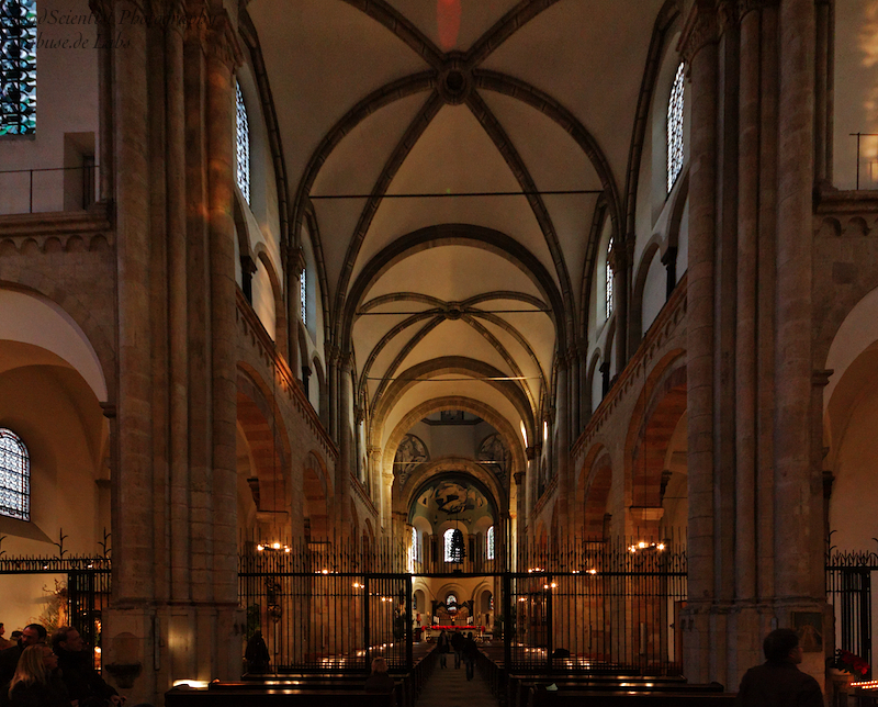 St. Aposteln, Cologne, Germany